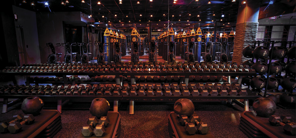 Miami Workout Gym
